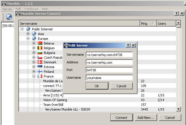 SuperUser guide - Get into your voice server control panel